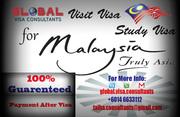 Malaysia and Japan Study,  Work & Professional Visa.