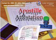 Best Apostille attestation